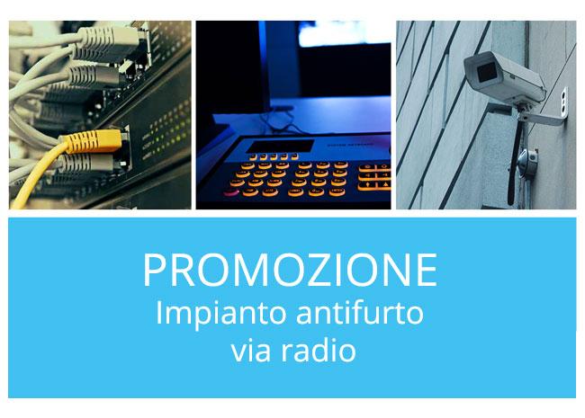 Impianto antifurto via radio a milano general impianti - Impianto radio casa ...