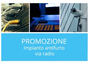 Promozione antifurto radio